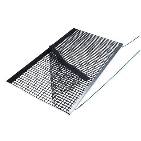 Alu-Schleppnetz PVC doppelt