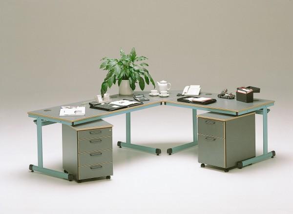 Baukastensystem Schreibtisch