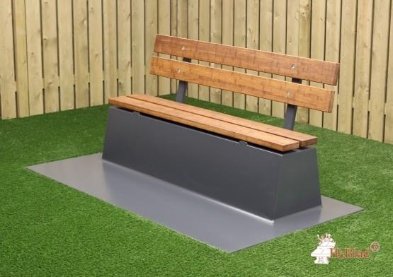 Beton Sitzbank Deluxe