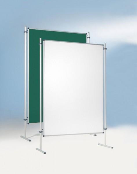 Stahltafel, verschiedene Größen, in weiß oder grün