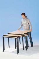 Quadrat-Tisch