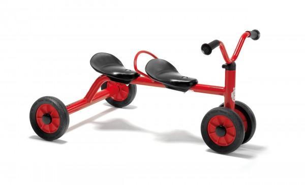 Mini Rutsch Dreirad für zwei