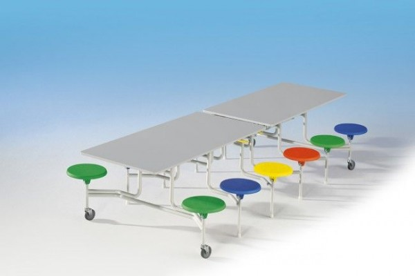 Spaceflex Klappttisch mit 16 Sitzen