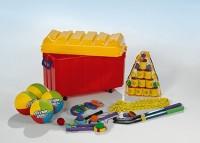 Jumbo-Box mit Spielpaket 2