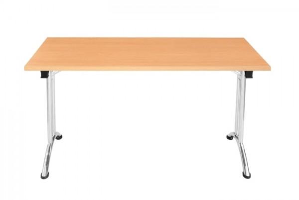 Rechteck-Klapptisch, 160x72,5x80 cm