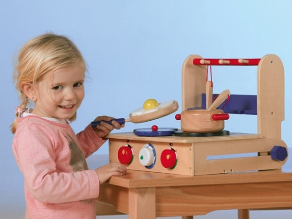"Tischherd für Kinderküche ""Cooky"""