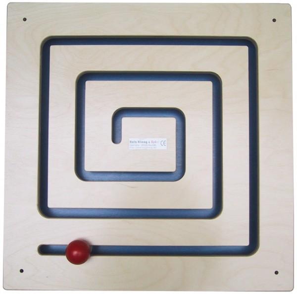 Wandspiel Spirale