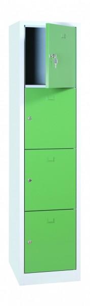 Stahl - Schließfachschrank, verschiedene Größen