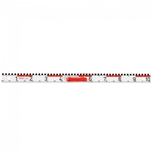 Zeichenlineal 100cm/10dm, magnetisch - Profi Line Zeichengeräte StarDraw