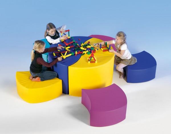 Swing-it Sit, Tischgruppe, 7teilig