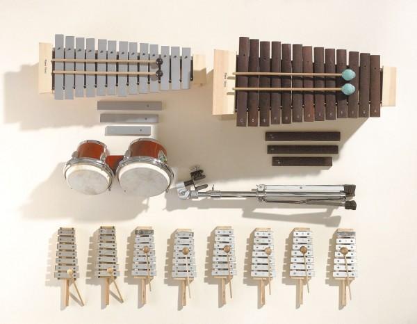 """Instrumentensatz """"MUS 5"""" mit 11 Instrumenten"""