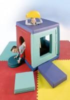 3D Puzzlehaus, Schaumstoffelemente