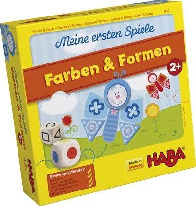 HABA® Meine ersten Spiele - Farben & Formen