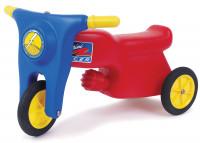 Rutschfahrzeug - Kinder-Motorrad mit drei Rädern