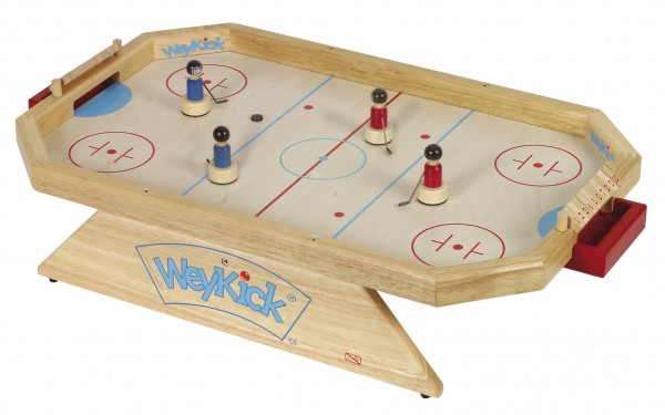 WeyKick on Ice Stadion - Tischhockey