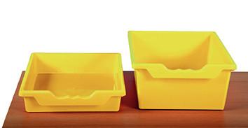 ErgoTray Box, Kunststoffschub in verschiedenen Größen