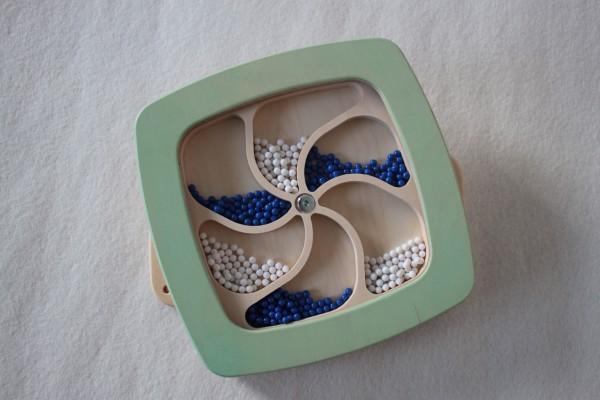Wandspiel Mini Wasserrad
