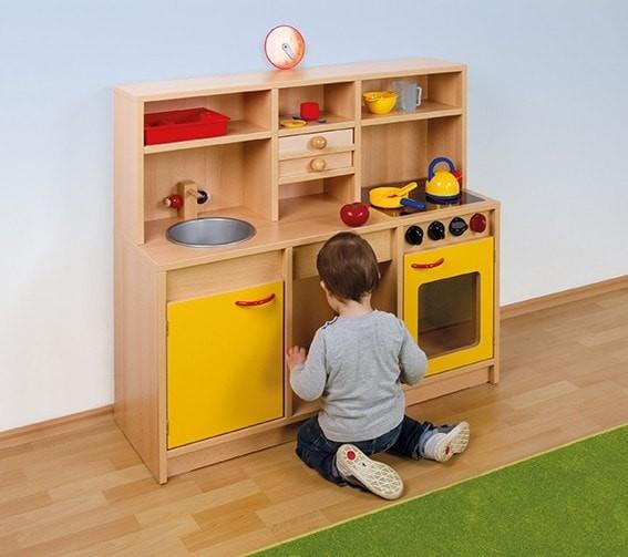 Puppen-Küchenzeile, Spielküchenzeile