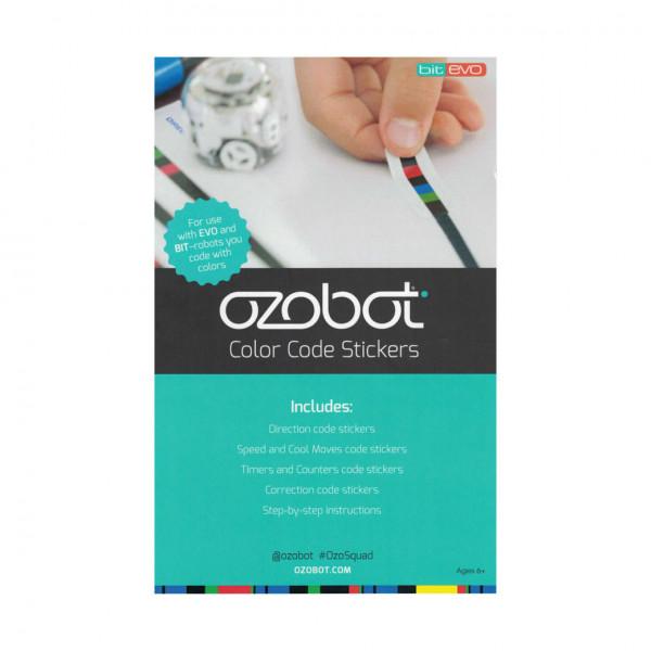 Ozobot Farbcodesticker