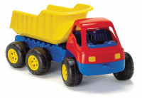 Truck Giant - Riesen LKW mit Ladefläche für Kinder