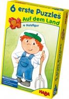 """HABA® 6 erste Puzzles """"Auf dem Land"""""""