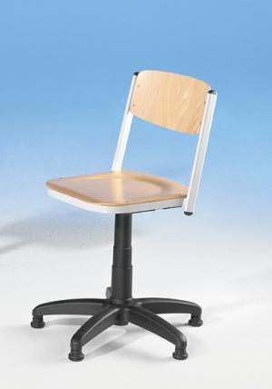 Höhenverstellbarer Drehstuhl Modell 50 D