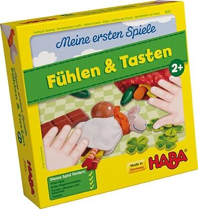 HABA® Meine ersten Spiele - Fühlen und Tasten