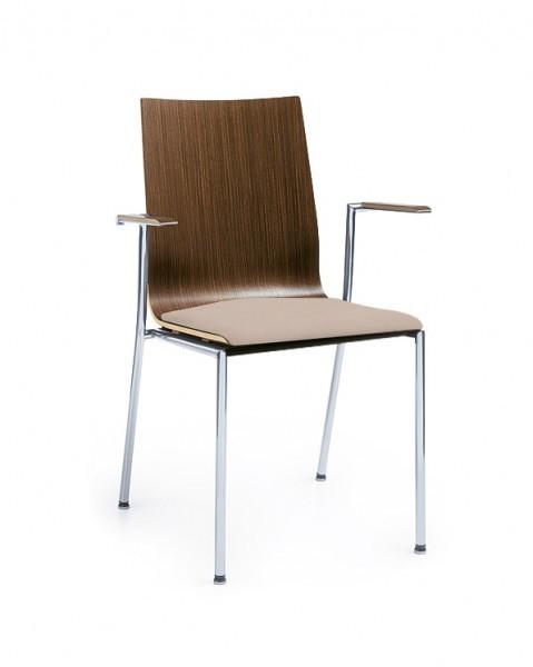 Stuhl Sensea - Sitzfläche gepolstert