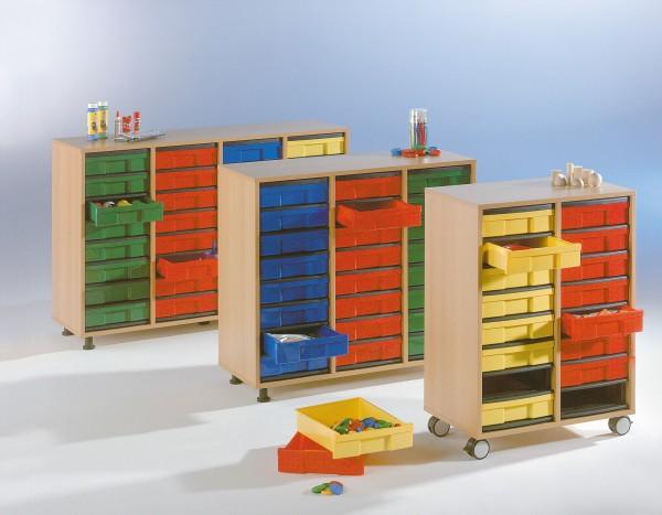 InBox Sideboard mit M-Boxen, verschiedene Ausführungen