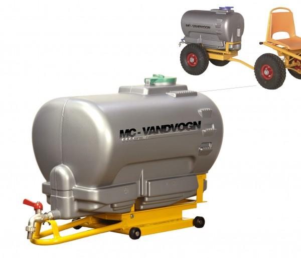 RABO MOON-CAR Wasser Tank Aufsatz für MC-Multi Trailer