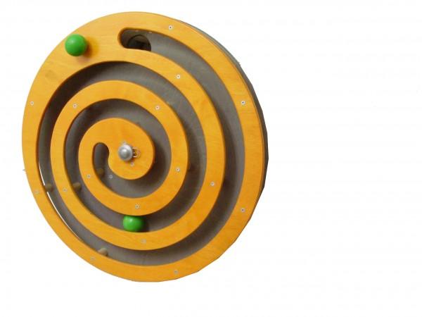 """Wandspiel """"Kugelspirale"""""""