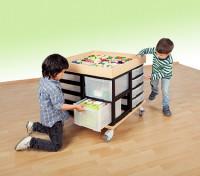 Spieltisch & Arbeitsinsel A-Toll Mini 2