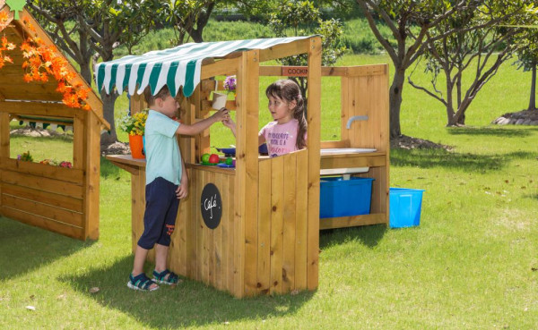 Outdoor Kinder Kaufladen
