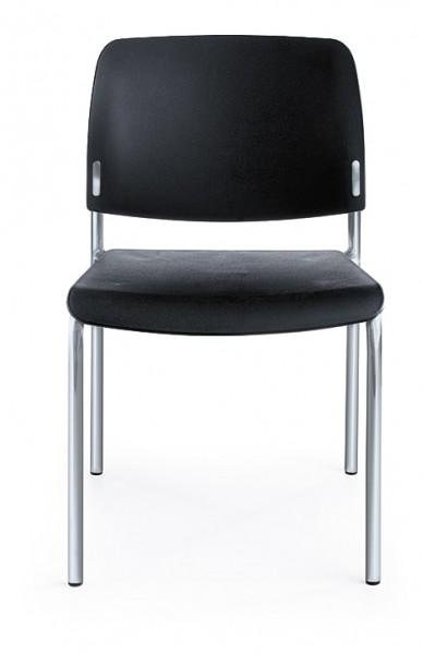 Stuhl Anabelle - Sitz- & Rückenlehne aus Kunststoff
