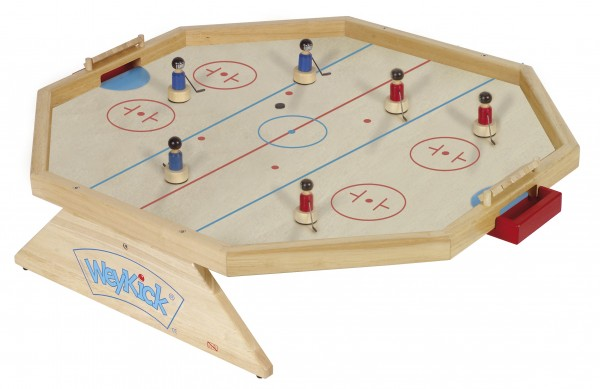 WeyKick on Ice Arena - Tischhockey