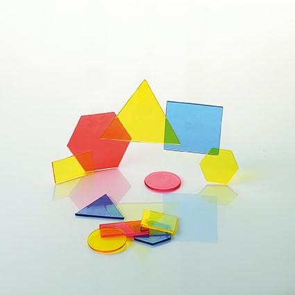 Transparente Formen
