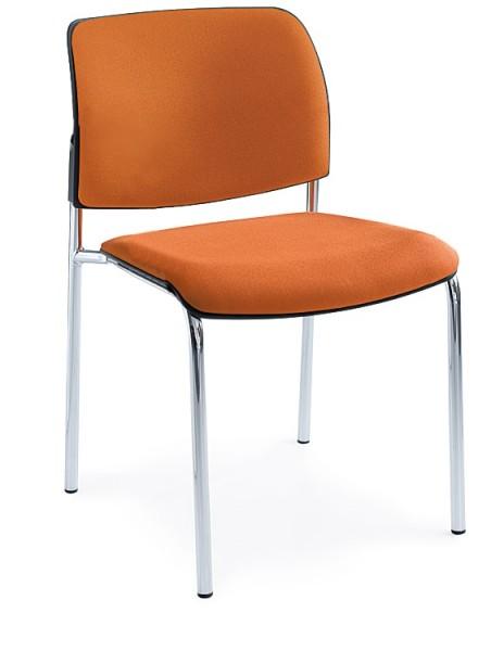 Stuhl Anabelle - Sitz & Rücken gepolstert