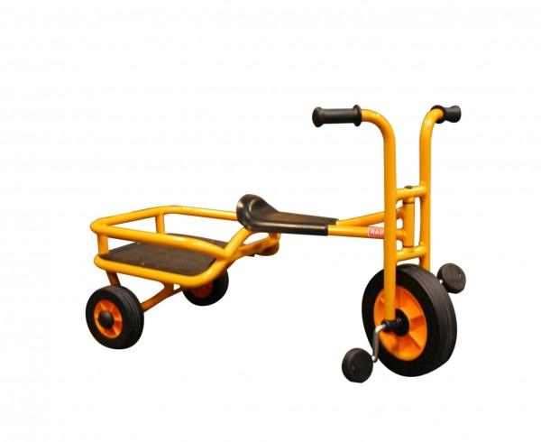 RABO Pick-up mit 3 Rädern und Wanne