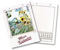Bastel- Dauerkalender