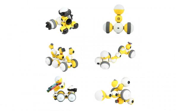 BELLROBOT Mabot D - Pro Kit, vielseitiger Roboter zum bauen und programmieren