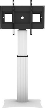 """Höhenverstellungssystem 42"""" - 100"""" mit Bodenplatte"""