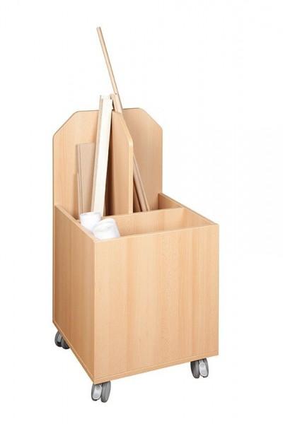 Ordnungswagen für Papierrollen