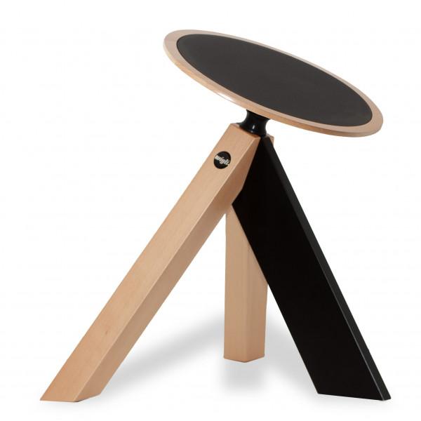 Wigli One, Ergonomischer Hocker für eine aktive Sitzhaltung
