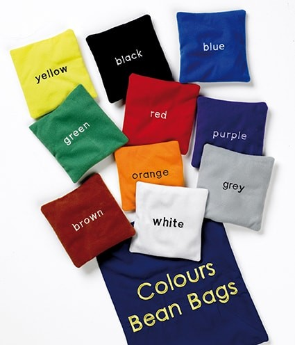 Beanie Bags - Kinderleicht Englisch lernen!