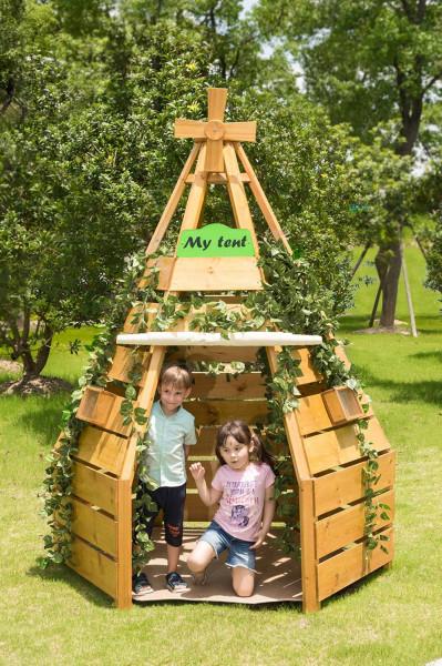 Outdoor Spielhaus Tipi