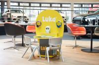 Luka® – Der Vorlese-Freund, Erlebniswelt
