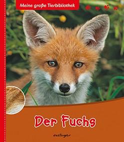 """Tierbuch """"Der Fuchs"""""""