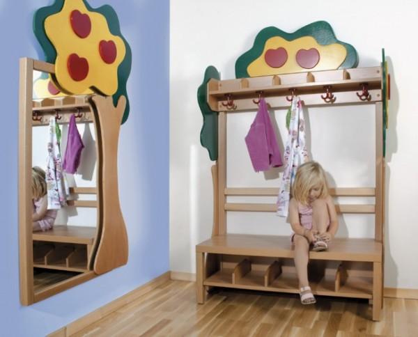 Motivaufsätze für Garderoben oder Spiegel