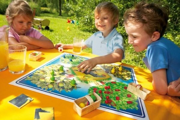 Spiel - Obstgarten