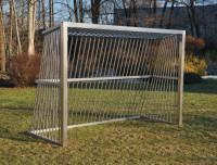 Fußballtor aus Edelstahl